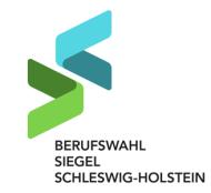 Berufswahlsiegel Schleswig-Holstein
